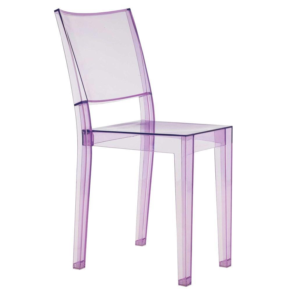 Cadeira la marie novoambiente - Chaise kartell transparente ...