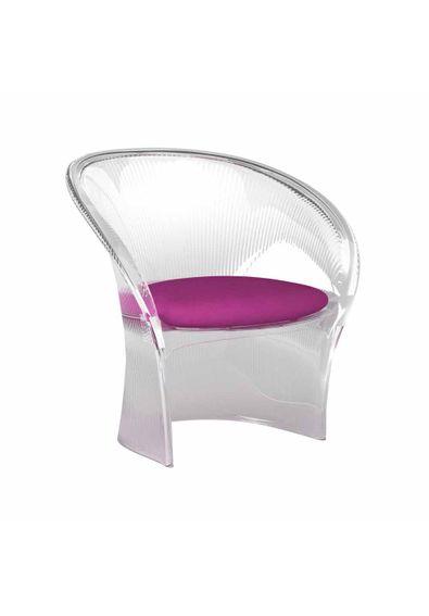 Cadeira_Flower_Magis_2540T_Transparente_Branca_Pierre_Paulin_1
