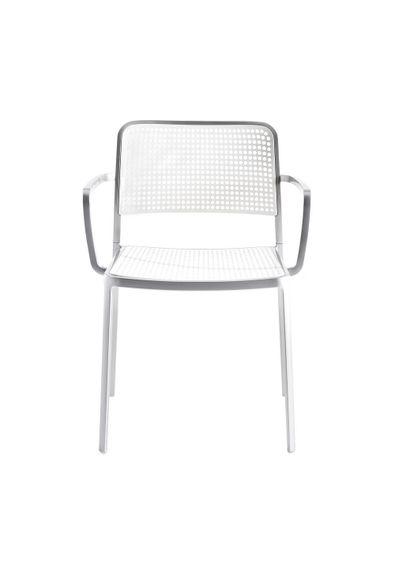 Cadeira-Audrey-com-bracos-a1-aluminio-branco-Piero-Lissoni