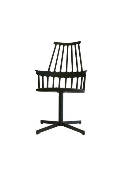 cadeira-comback-giratoria-kartell-patricia-urquiola-preta