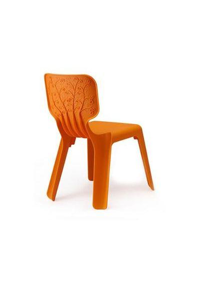 Cadeira_Infantil_Alma_Magis_1037C_Laranja_Javier_Mariscal_1