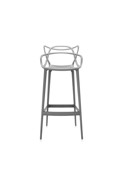 banqueta-masters-75-cinza-philippe-starck-eugeni-quitllet-kartell