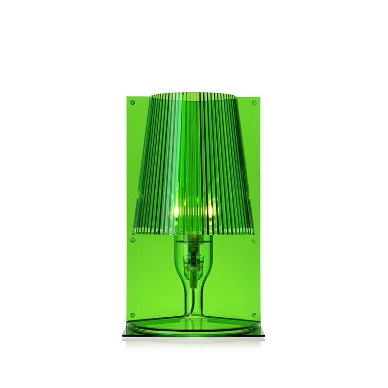 luminaria-take-kartell-ferruccio-laviani-verde